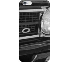 Pontiac GTO iPhone Case/Skin