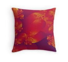 Floral Evolution 003.21.2.g4-280 Throw Pillow