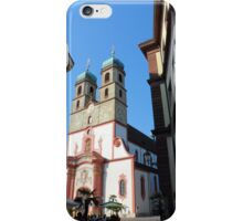 Photography: Lovely architecture in Germany. iPhone Case/Skin