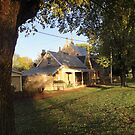 Sexton's Cottage in Ross by Wendy Dyer