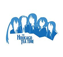 The Houkago Tea Time by FlariousPony
