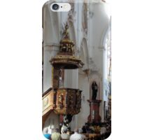 Photography: Inside another Church in Germany. iPhone Case/Skin