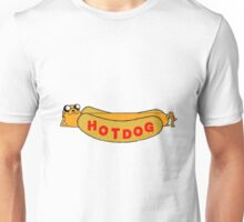 Jake Is the Hottest Dog Unisex T-Shirt