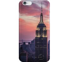 Empire Sunset iPhone Case/Skin
