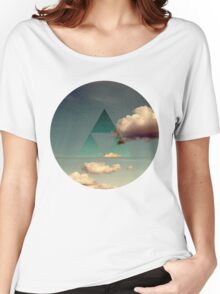 Triforce Clouds Women's Relaxed Fit T-Shirt