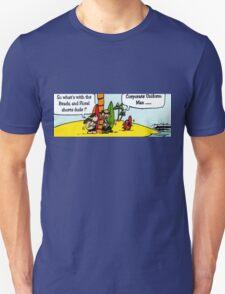 CORPORATE UNIFORM Unisex T-Shirt