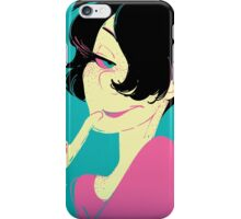 Hush Hush iPhone Case/Skin