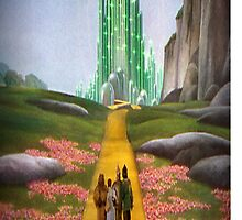 The Wizard of Oz by Itsjustmelissa