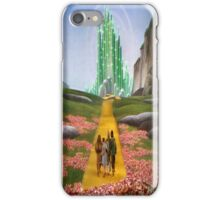 The Wizard of Oz iPhone Case/Skin