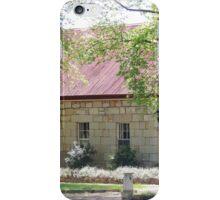 The Barracks at Ross, Tas iPhone Case/Skin