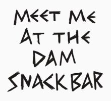 The Dam Snack Bar Kids Clothes