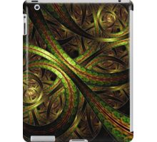 Endless Ribbons iPad Case/Skin