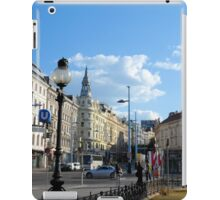 Photography: Vienna, Austria iPad Case/Skin