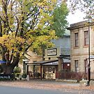 Macquarie House & Bakery, Ross by Wendy Dyer