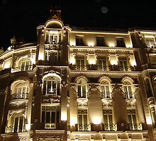 Madrid at night by nt2007