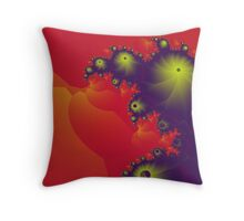 Floral Evolution 003.22.1.g4-280 Throw Pillow