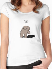Oh The Humanity Women's Fitted Scoop T-Shirt
