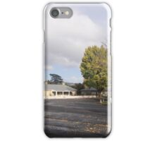 Four Corners, Ross in Tas iPhone Case/Skin