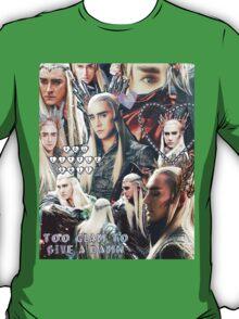 thranduil collage T-Shirt