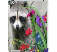 Sweets With Flowers iPad Case/Skin