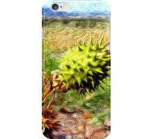 Spring Swirlings 3 iPhone Case/Skin