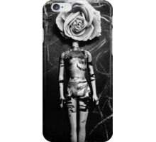 Beautiful Mind- Black and White iPhone Case/Skin