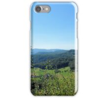 Photography: Nature: Landscape in Switzerland iPhone Case/Skin