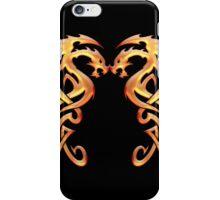 Twin Dragons iPhone Case/Skin