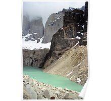Torres Lake Poster