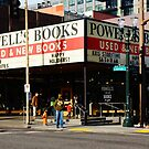 Powell's City of Books by AmishElectricCo