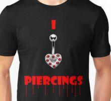 Piercings Unisex T-Shirt