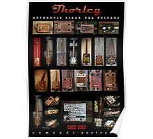 Cigar Box Guitars #1 Poster