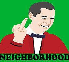 Neighborhood  by Charles  Perry