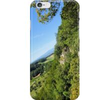 Photography: Nature: Side Mountain Landscape in Switzerland 9 iPhone Case/Skin