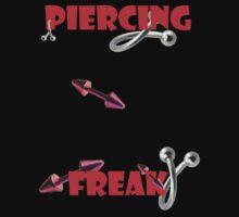 Piercing Freak by vampibunni