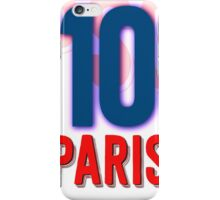 PSG 10 iPhone Case/Skin