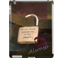 Always iPad Case/Skin