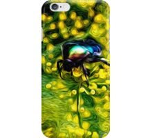 Spring Swirlings 7 iPhone Case/Skin