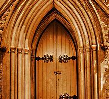 The Door by Ross Jardine