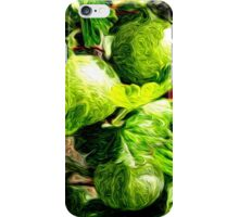 Spring Swirlings 8 iPhone Case/Skin