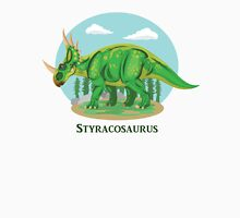 Styracosaurus Unisex T-Shirt