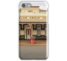 Goldfields019 iPhone Case/Skin