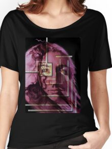 Through the Eyes Of A Photographer Women's Relaxed Fit T-Shirt