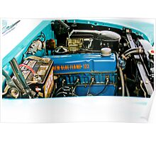 New Blue Flame 123 Poster