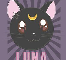 Luna: In the Name of the Moon by beeshop