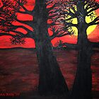 BAOBAB ALLEY by Mariaan Maritz Krog Fine Art Portfolio
