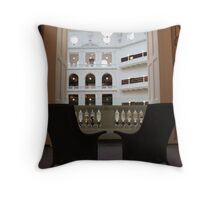 Library Throw Pillow