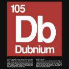 105-Dubnium by B GLZR