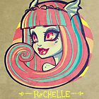 Rochelle Goyle. by asieybarbie