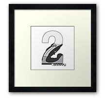 Doctor No. 2 Framed Print